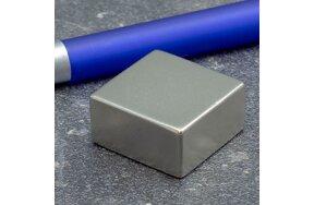 BLOCK MAGNET 25,4 x 25,4 x 12,7mm